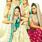 Latest Bridal Dresses 2012 by Aiesha Varsey
