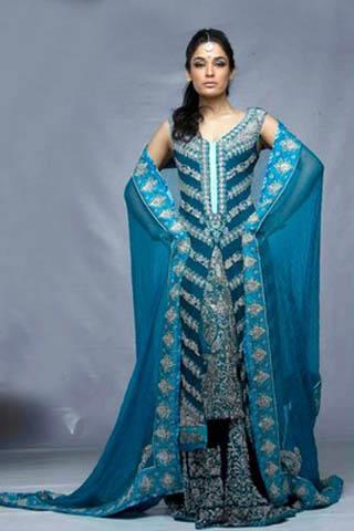 Latest Bridal & Party Wear Collection by Kosain Kazmi, Bridal Dresses by Kosain