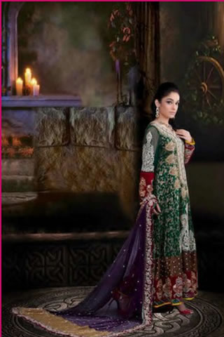 Kosain Kazmi - Bridal & Party Wear Collection