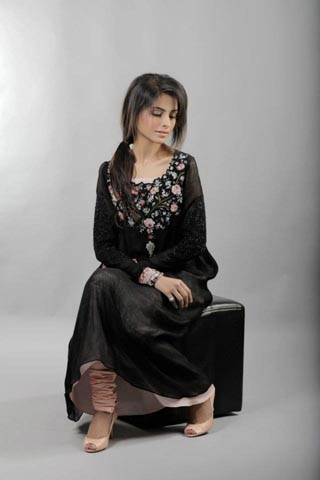 Lotus & Oasis Collection 2012 by Tena Durrani, Latest Collection 2012