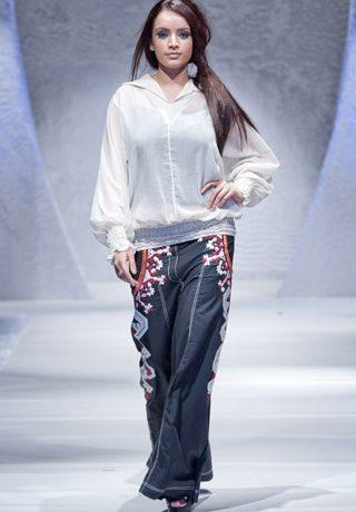 Maria B. at Pakistan Fashion Week London 2012 Day 1, PFW London 2012