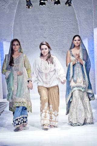 Maria B. at Pakistan Fashion Week London 2012 Day 1