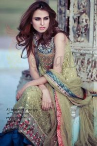 Mughal Summer Collection 2012 by Tena Durrani, Summer Collection 2012
