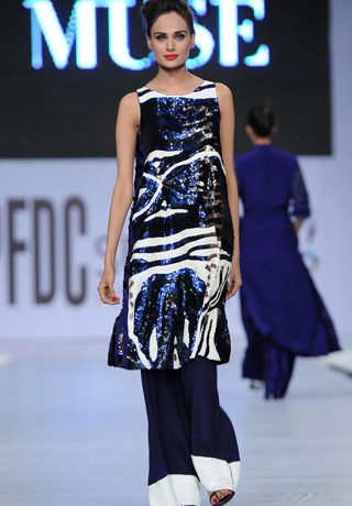 Muse Collection at PFDC Sunsilk Fashion Week 2012 Day 1,  PFDC Sunsilk Fashion Week 2012