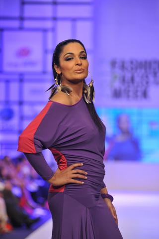 Nomi Ansari at Fashion Pakistan Week 2012 Day 3, Fashion Pakistan Week 2012