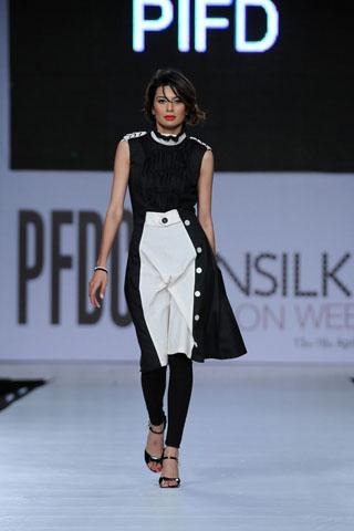 PIFD Collection at PFDC Sunsilk Fashion Week 2012 Day 3