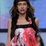 Pakistani Model Fayeza at PFDC Sunsilk Fashion Week 2012