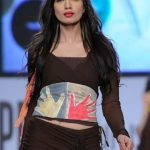 Model Rabia at PFDC Sunsilk Fashion Week 2012