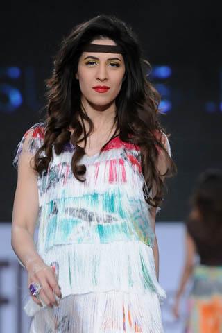 Model Sabina at PFDC Sunsilk Fashion Week 2012