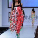 Fayeza at PFDC Sunsilk Fashion Week 2012 Day 4