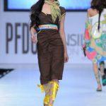 Sadaf Malaterre & Anjum Alix Noon at PFDC Sunsilk Fashion Week 2012 Day 4