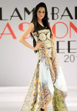 Sadia Designer Lawn Collection at Islamabad Fashion Week A/W 2012, IFW 2012