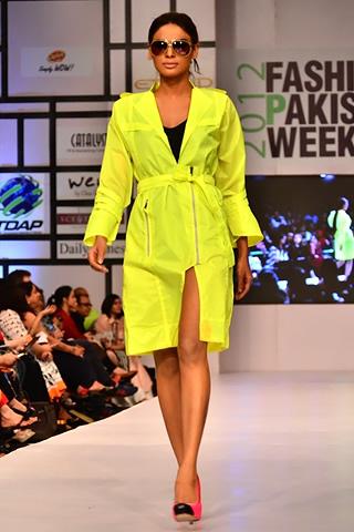 Sanam Chaudhri at Fashion Pakistan Week 2012 Day 1