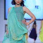 Meesha Shafi at PFDC Sunsilk Fashion Week 2012