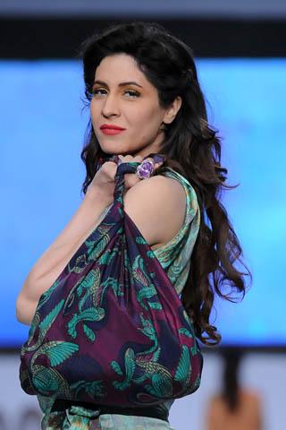 Sabina at PFDC Sunsilk Fashion Week 2012