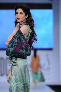 Sania Maskatiya at PFDC Sunsilk Fashion Week 2012 Day 4, PFDC Sunsilk Fashion Week 2012