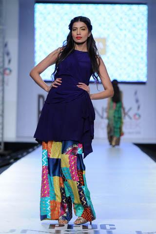 Rabia Butt at PFDC Sunsilk Fashion Week 2012 Day 4