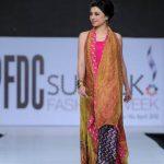 Kiran Chaudhry at PFDC Sunsilk Fashion Week 2012 Day 4