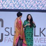 Sania Maskatiya & Kiran at PFDC Sunsilk Fashion Week 2012 Day 4