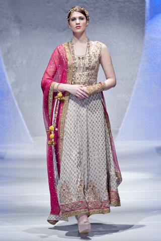 Sara Rohale Asghar at Pakistan Fashion Week London 2012 Day 1