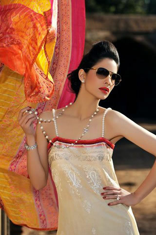 Summer Collection 2012 by Sobia Nazir, Summer Collection 2012