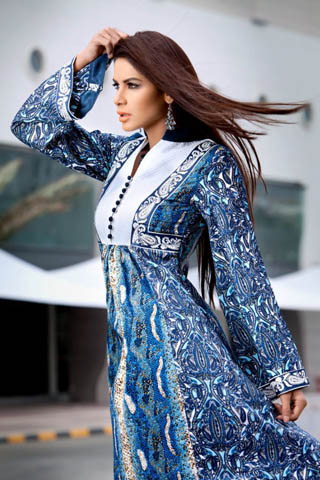 Spring Lawn Collection 2012 by Threads and Motifs, Summer Lawn Collection 2012