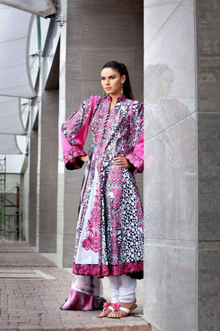 Spring Lawn Collection 2012 by Threads and Motifs