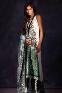 Summer Lawn Collection 2012 bySana Safinaz, Spring Lawn Collection 2012