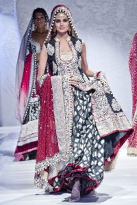 Zainab Sajid Collection at Pakistan Fashion Week London 2012 Day 1