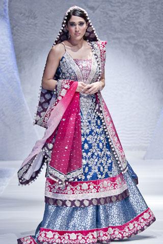 Zainab Sajid at Pakistan Fashion Week London 2012 Day 1