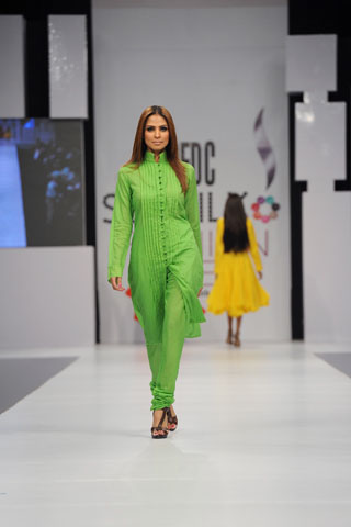Adnan Pardesy at PFDC Sunsilk Fashion Week 2012 Karachi Day 3