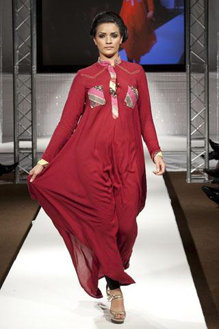 Akif Mahmood at Pakistan Fashion Week UK - Day 2