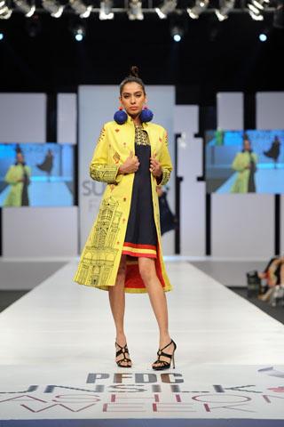 Akif Mahmood Collection at PFDC Sunsilk Fashion Week 2012 Karachi Day 1