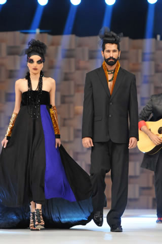 Ali Xeeshan at 2011 Lux Style Awards