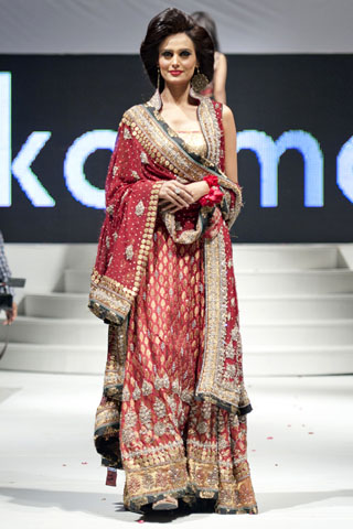Allenora Bridal Show by Karma, Pakistani Bridal Fashion Show