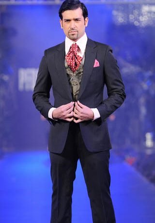 Menswear Collection by Ammar Belal at PFDC L'Oreal Paris Bridal Week 2011 - Day 4