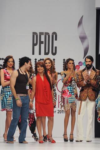 Day3 Ammar Belal Collection PFDC Sunsilk Fashion Week 2012