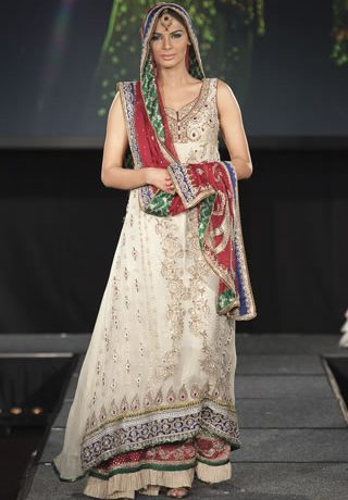 Asifa & Nabeel at Pakistan Fashion Extravaganza 2011, Formal Collection 2011