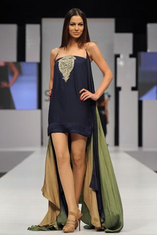 Ayesha F. Hashwani at PFDC Sunsilk Fashion Week 2012 Karachi Day 4