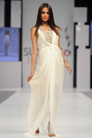 Ayesha F. Hashwani COllection - PFDC Sunsilk Fashion Week 2012 Day4