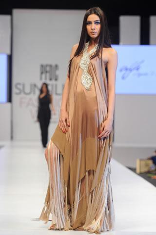 Ayesha F. Hashwani - PFDC Sunsilk Fashion Week 2012 Day4
