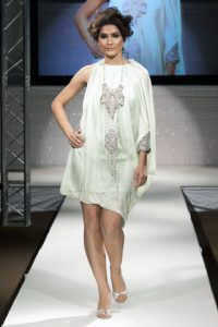 Formal Collection by Ayesha F Hashwani at Pakistan Fashion Week UK