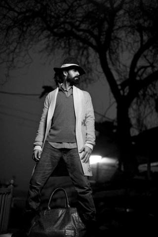 Omar Farooq's Caveman Winter Collection 2012
