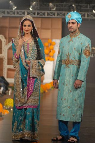 Emraan Rajput Collection at PFDC L'Oreal Paris Bridal Week 2011 - Day 2