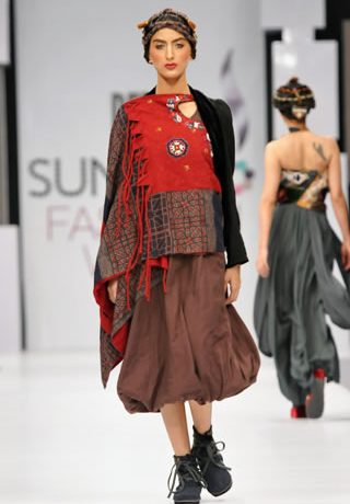 Fnk Asia at PFDC Sunsilk Fashion Week 2012 Karachi Day 2, Fnk Collection 2011