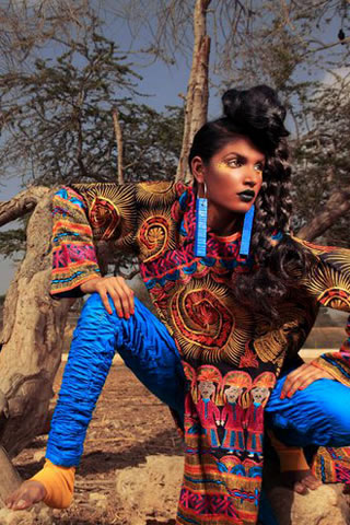Colorful Collection by Sanam Chaudhri