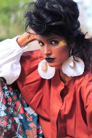 Funky Collection Designer Sanam Chaudhri 2011