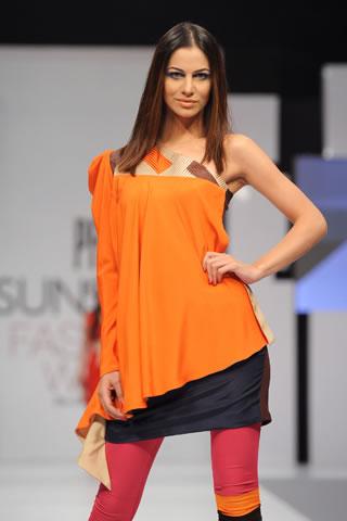 Kamiar Rokni at PFDC Sunsilk Fashion Week 2012 Karachi Day 4