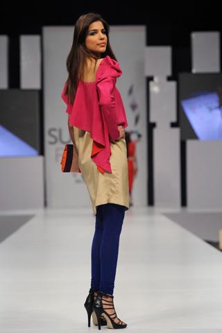 Kamiar Rokni - PFDC Sunsilk Fashion Week 2012 Karachi Day4