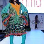 Karma Fabric by Al Zohaib Textiles at PFDC Sunsilk Fashion Week 2012 Day 2
